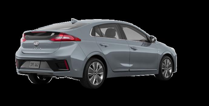 2018 Hyundai Ioniq Hybrid LIMITED | Photo 5 | Iron Grey
