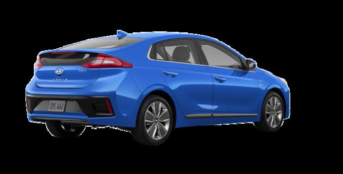2018 Hyundai Ioniq Hybrid LIMITED | Photo 5 | Marina Blue