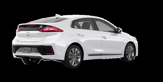2018 Hyundai Ioniq Hybrid LIMITED | Photo 5 | Polar White