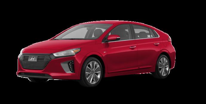 2018 Hyundai Ioniq Hybrid LIMITED | Photo 6 | Fiery Red
