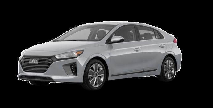 2018 Hyundai Ioniq Hybrid LIMITED | Photo 6 | Platinum Silver