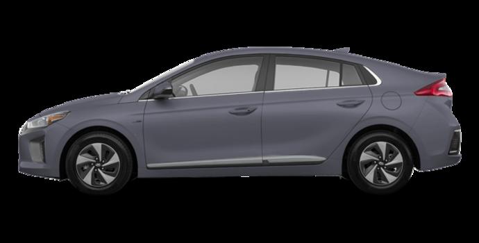 2018 Hyundai Ioniq Hybrid SE | Photo 4 | Aurora Silver