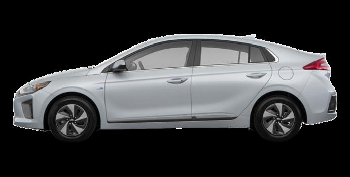 2018 Hyundai Ioniq Hybrid SE | Photo 4 | Platinum Silver