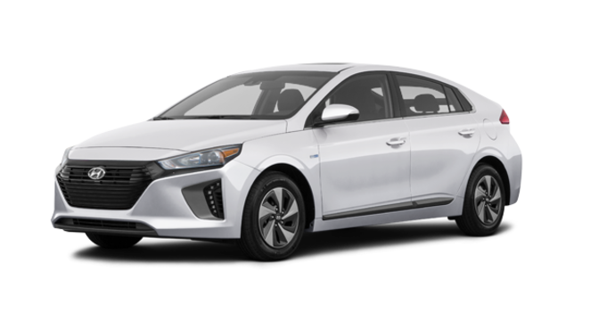 2018 Hyundai Ioniq Hybrid SE | Photo 6 | Polar White