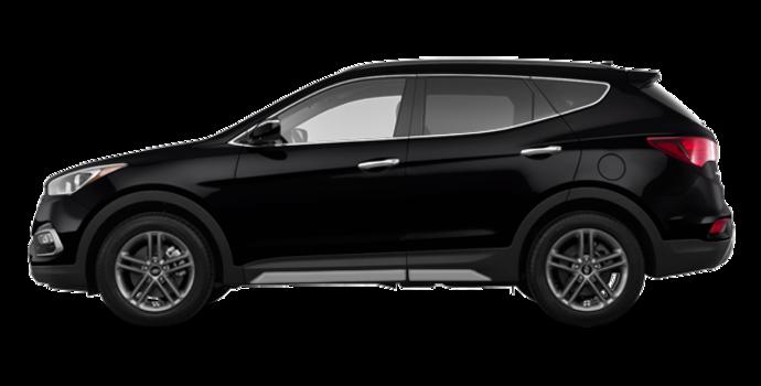 2018 Hyundai Santa Fe Sport 2.0T LIMITED | Photo 4 | Twilight Black