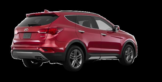2018 Hyundai Santa Fe Sport 2.0T LIMITED | Photo 5 | Serrano Red