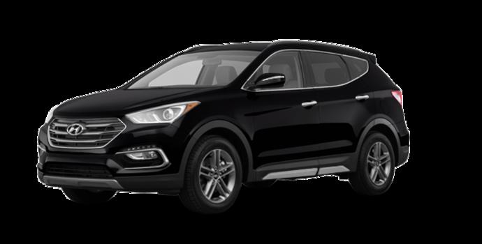 2018 Hyundai Santa Fe Sport 2.0T LIMITED | Photo 6 | Twilight Black