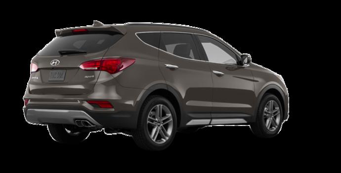 2018 Hyundai Santa Fe Sport 2.0T SE   Photo 5   Titanium Silver