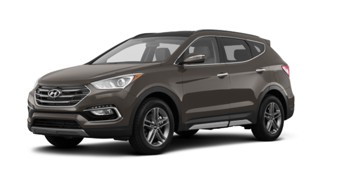 2018 Hyundai Santa Fe Sport 2.0T SE   Photo 6   Titanium Silver