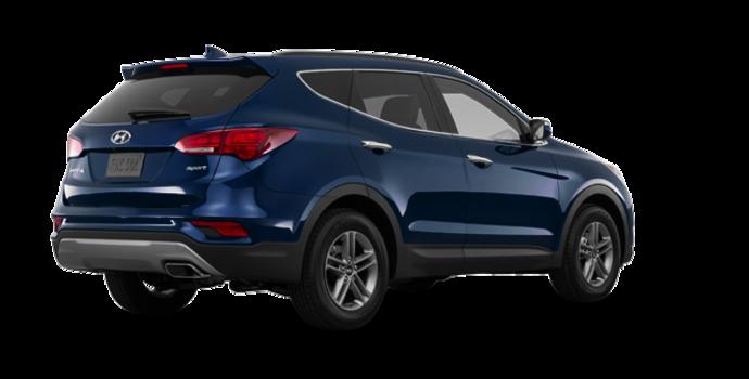 2018 Hyundai Santa Fe Sport 2.4 L PREMIUM | Photo 5 | Nightfall Blue