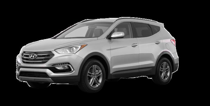 2018 Hyundai Santa Fe Sport 2.4 L PREMIUM | Photo 6 | Sparkling Silver