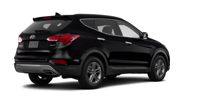 2018 Hyundai Santa Fe Sport 2.4 L SE | Photo 5 | Twilight Black