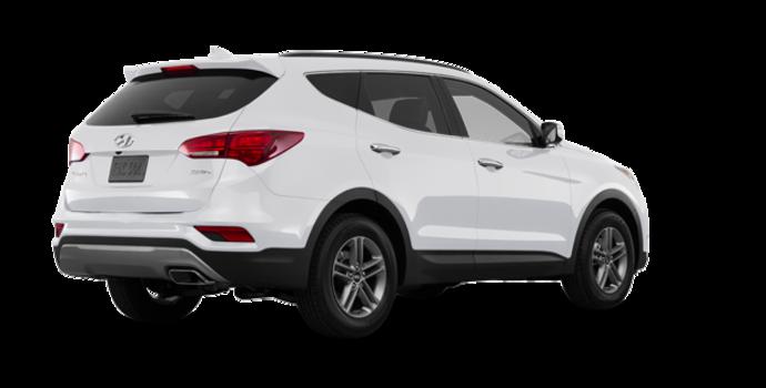 2018 Hyundai Santa Fe Sport 2.4 L SE | Photo 5 | Frost White Pearl