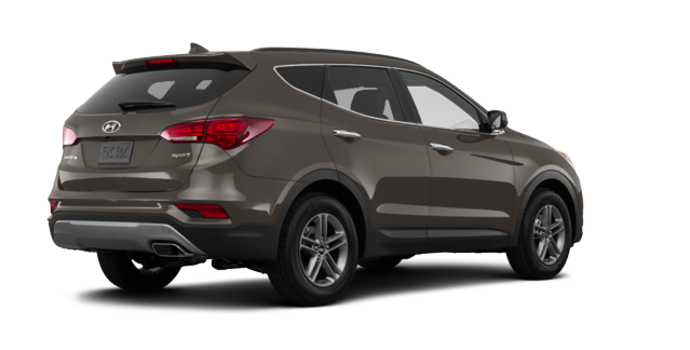2018 Hyundai Santa Fe Sport 2.4 L | Photo 5 | Titanium Silver