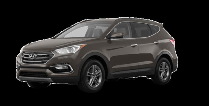 2018 Hyundai Santa Fe Sport 2.4 L | Photo 6 | Titanium Silver