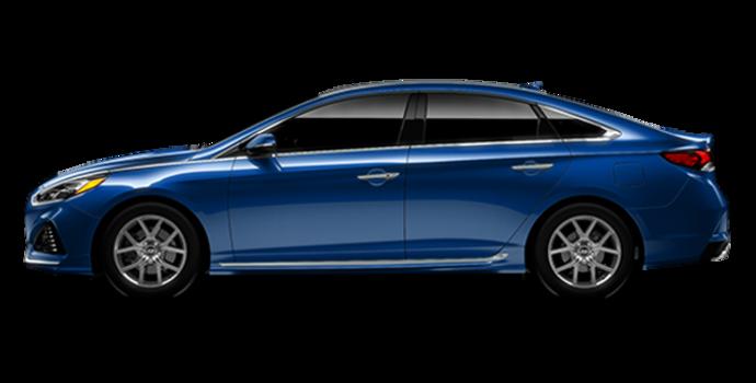 2018 Hyundai Sonata 2.0T SPORT | Photo 4 | Marina Blue