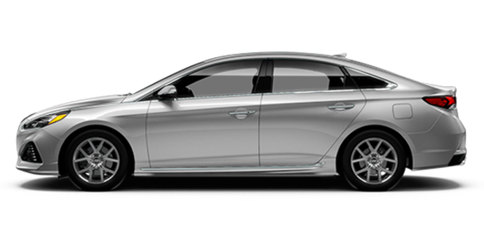 2018 Hyundai Sonata 2.0T SPORT | Photo 4 | Platinum Silver