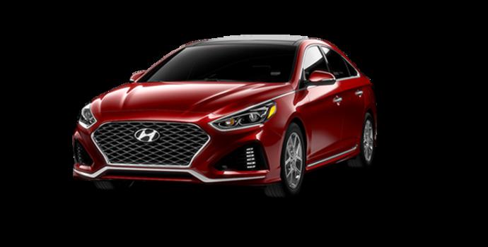 2018 Hyundai Sonata 2.0T SPORT | Photo 6 | Fiery Red