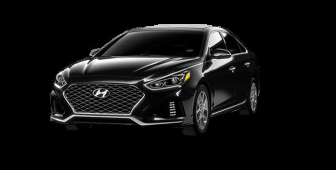2018 Hyundai Sonata 2.0T SPORT | Photo 6 | Phantom Black