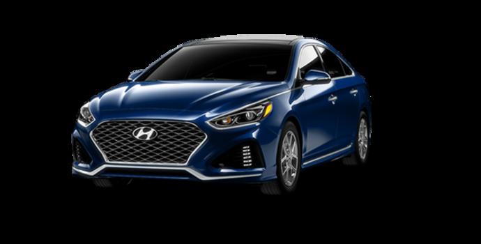 2018 Hyundai Sonata 2.0T SPORT | Photo 6 | Coast Blue