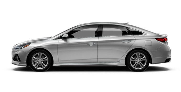 2018 Hyundai Sonata 2.4 SPORT | Photo 4 | Platinum Silver