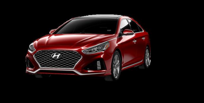 2018 Hyundai Sonata 2.4 SPORT | Photo 6 | Fiery Red