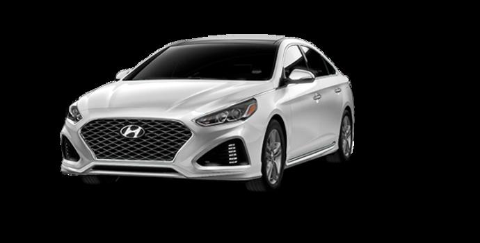 2018 Hyundai Sonata 2.4 SPORT | Photo 6 | Ice White