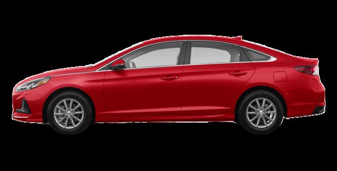 2018 Hyundai Sonata GL | Photo 4 | Fiery Red