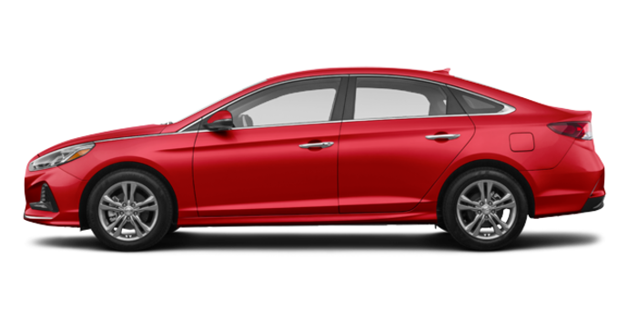 2018 Hyundai Sonata GLS TECH | Photo 4 | Fiery Red