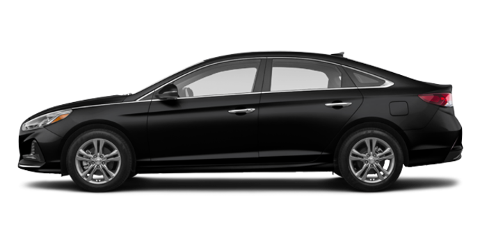2018 Hyundai Sonata GLS TECH | Photo 4 | Phantom Black