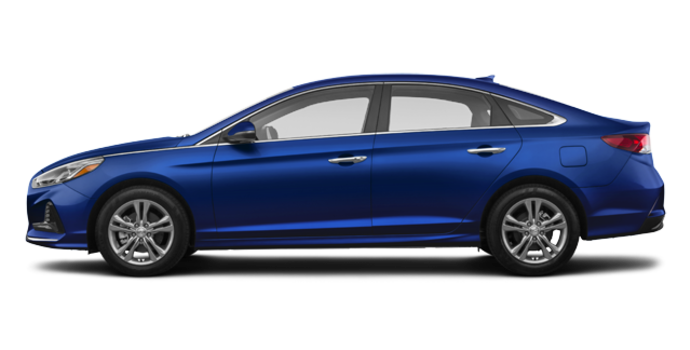 2018 Hyundai Sonata GLS TECH | Photo 4 | Coast Blue