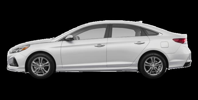 2018 Hyundai Sonata GLS TECH | Photo 4 | Ice White