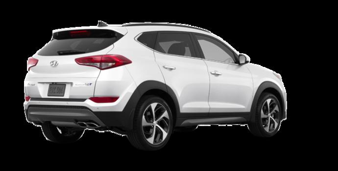 2018 Hyundai Tucson 1.6T SE AWD | Photo 5 | Winter White