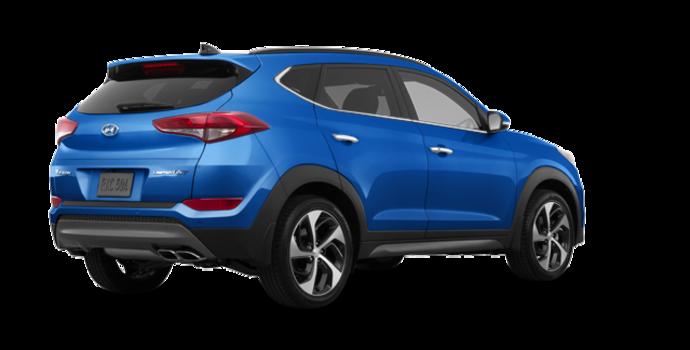 2018 Hyundai Tucson 1.6T SE AWD | Photo 5 | Caribbean Blue