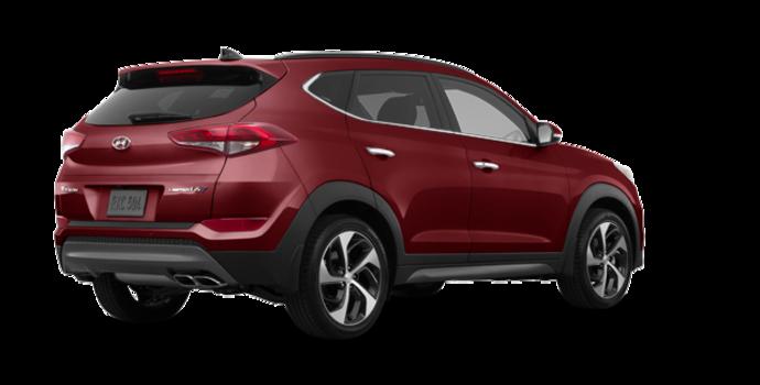 2018 Hyundai Tucson 1.6T SE AWD | Photo 5 | Ruby Wine