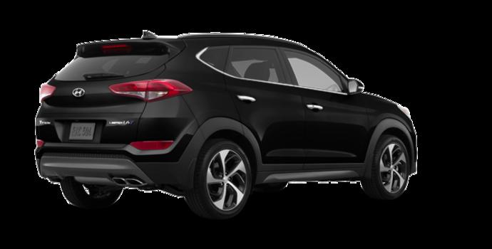 2018 Hyundai Tucson 1.6T SE AWD | Photo 5 | Ash Black