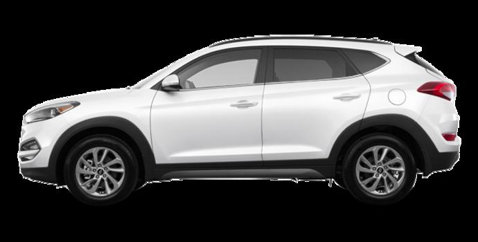 2018 Hyundai Tucson 2.0L LUXURY | Photo 4 | Winter White