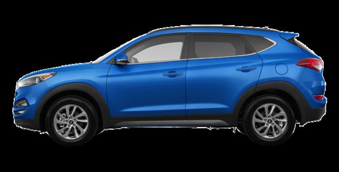 2018 Hyundai Tucson 2.0L LUXURY | Photo 4 | Caribbean Blue
