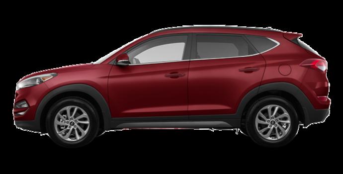 2018 Hyundai Tucson 2.0L LUXURY | Photo 4 | Ruby Wine