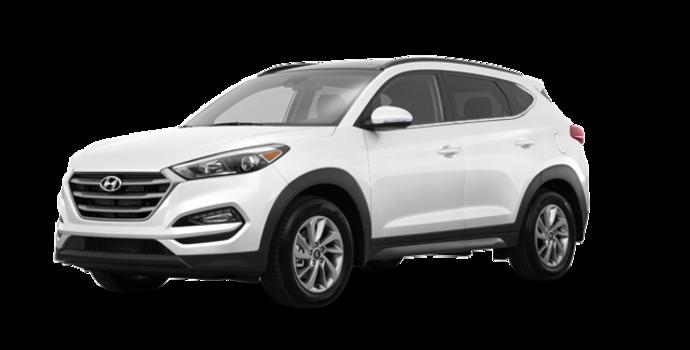 2018 Hyundai Tucson 2.0L LUXURY | Photo 6 | Winter White