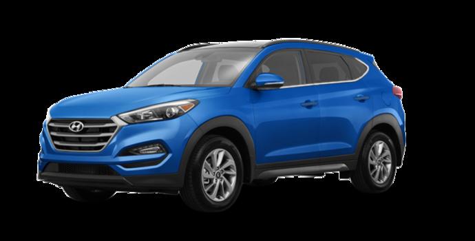 2018 Hyundai Tucson 2.0L LUXURY | Photo 6 | Caribbean Blue