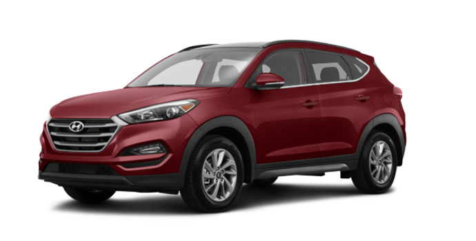 2018 Hyundai Tucson 2.0L LUXURY | Photo 6 | Ruby Wine
