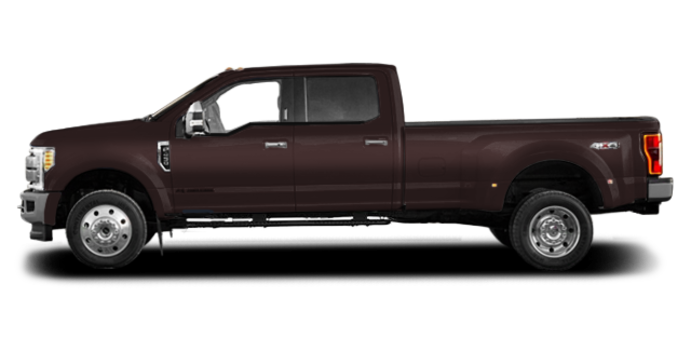 2018 Ford Super Duty F-450 KING RANCH | Photo 4 | Magma Red