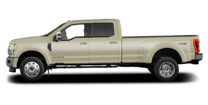 2018 Ford Super Duty F-450 KING RANCH | Photo 4 | White Gold