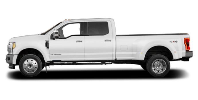 2018 Ford Super Duty F-450 KING RANCH | Photo 4 | Oxford White