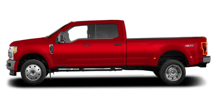 2018 Ford Super Duty F-450 XLT | Photo 4 | Race Red