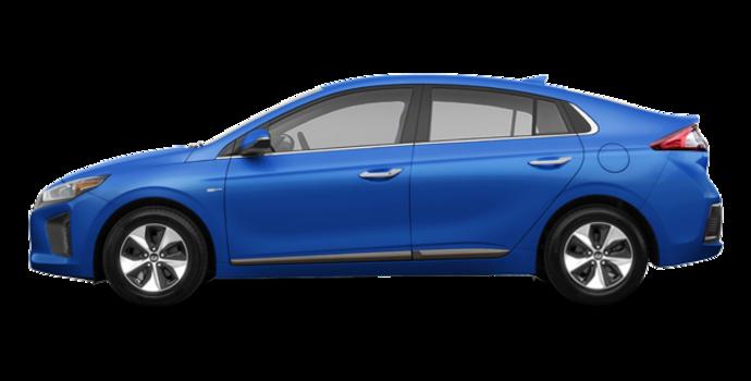 2018 Hyundai IONIQ electric LIMITED | Photo 4 | Marina Blue