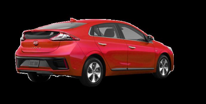 2018 Hyundai IONIQ electric LIMITED | Photo 5 | Fiery Red