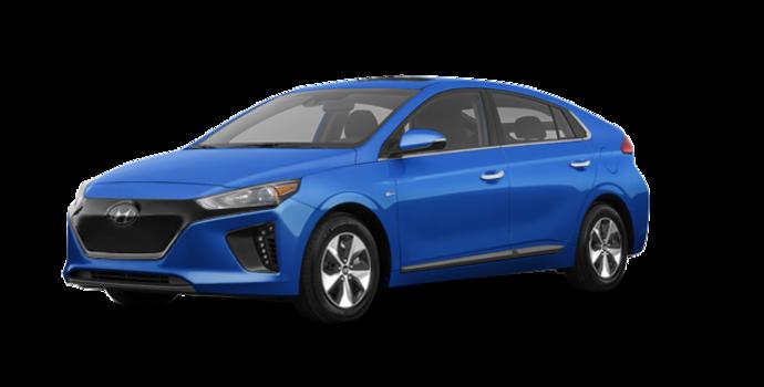 2018 Hyundai IONIQ electric LIMITED | Photo 6 | Marina Blue