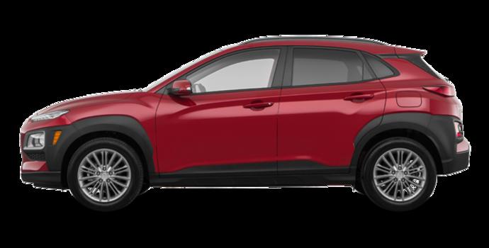 2018 Hyundai Kona 2.0L LUXURY | Photo 4 | Pulse Red